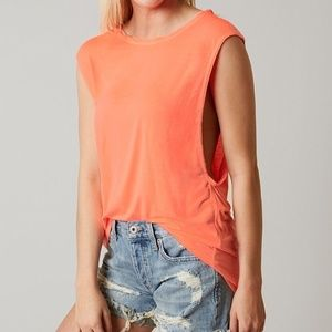 NWT Free People We the Free Muscle Tee Tank Top